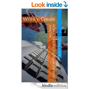 How to Create and Publish your ebook with Amazon