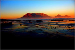 Table Mountain Cape Town, SouthAfrica