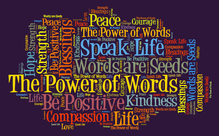 Using the Power of Words to Make aDifference
