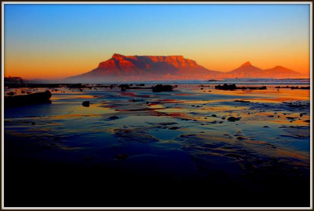 Awesome places in the world: The Southern Peninsula (Deep South) in Cape Town, South Africa