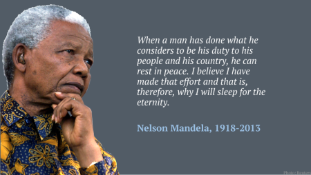 Sharing some of my favourite Nelson Mandela (Madiba) * quotes