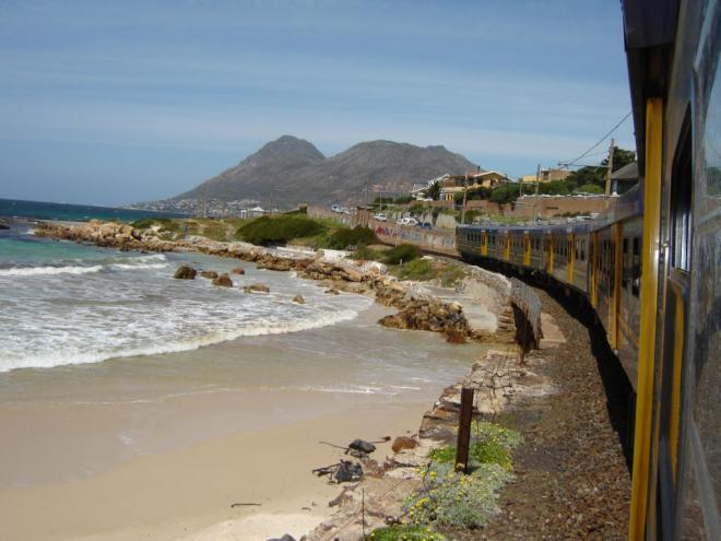 Image result for craig lock train simonstown