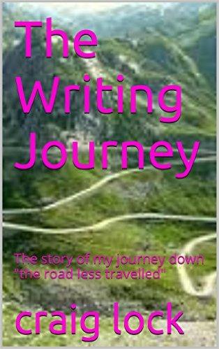 craigs writing journey