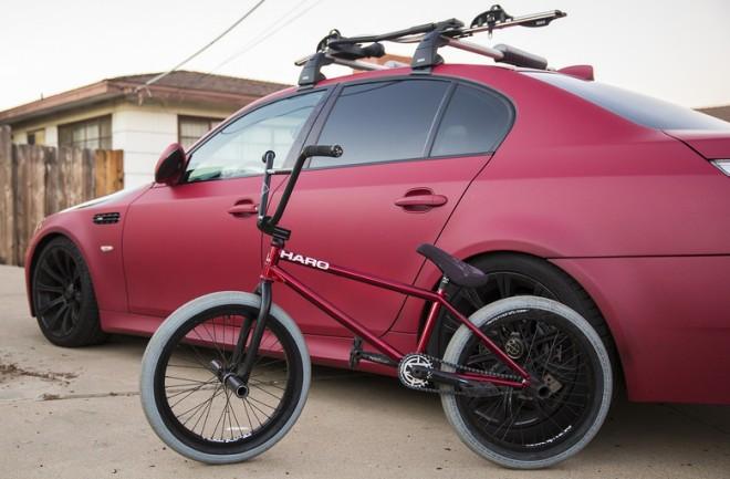 BMW to BMX