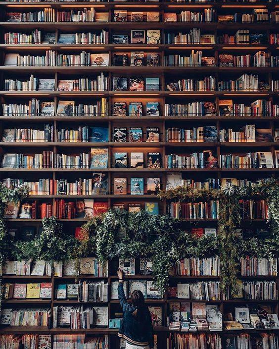 BOOKwall from Goodreads
