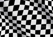 Flag chequered