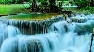 river of life waterfalls
