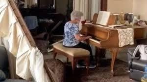 grandmother Beirut